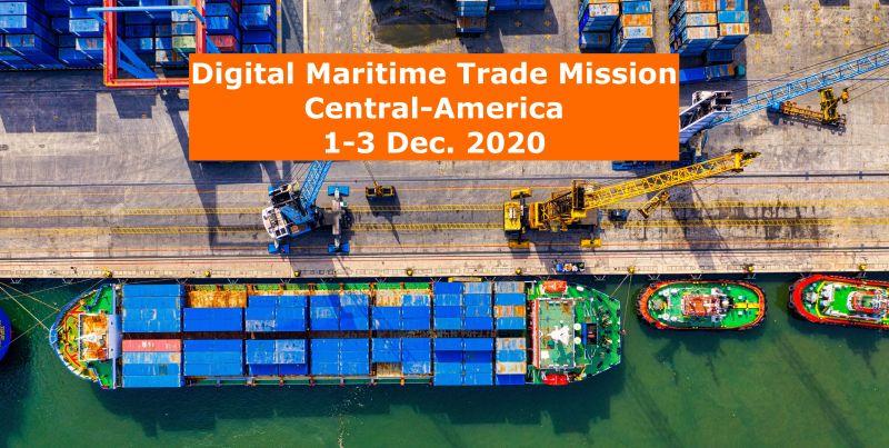 Digital Maritime Mission Central-America